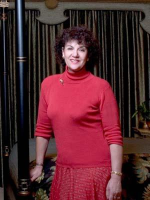 Bernadette Upton - Green interior designer since 1983