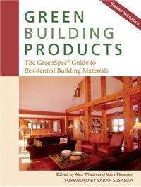 Green Building Products GREENSPEC
