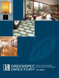The GREENSPEC Directory
